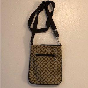 COACH side purse